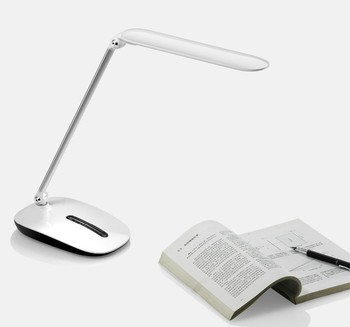 Fashionable led touch dimmer switch LED writing table lamp
