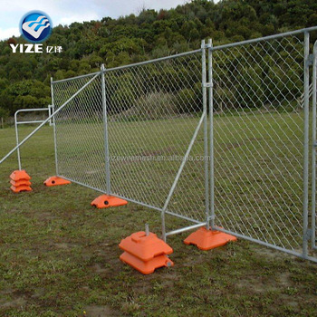 temporary fence for construction/temporary fencing for residential housing sites export to Canada , New Zealand , US