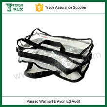Wholesale pvc mini cosmetic bag clear plastic bags