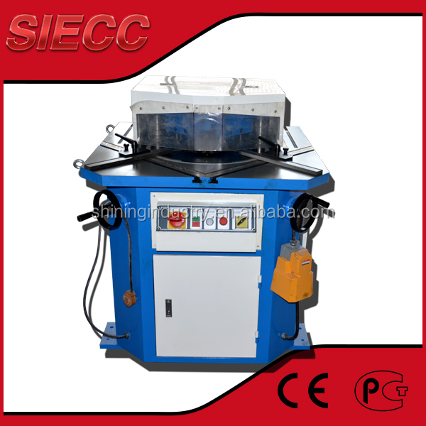 45 degree cutting machines adjustable angle notching machine