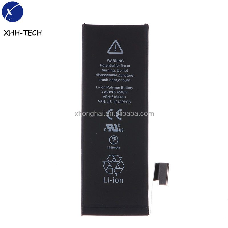 Factory Wholesale High Quality For iPhone 5 Battery, Battery For iPhone 5, For iPhone5 Battery paypal