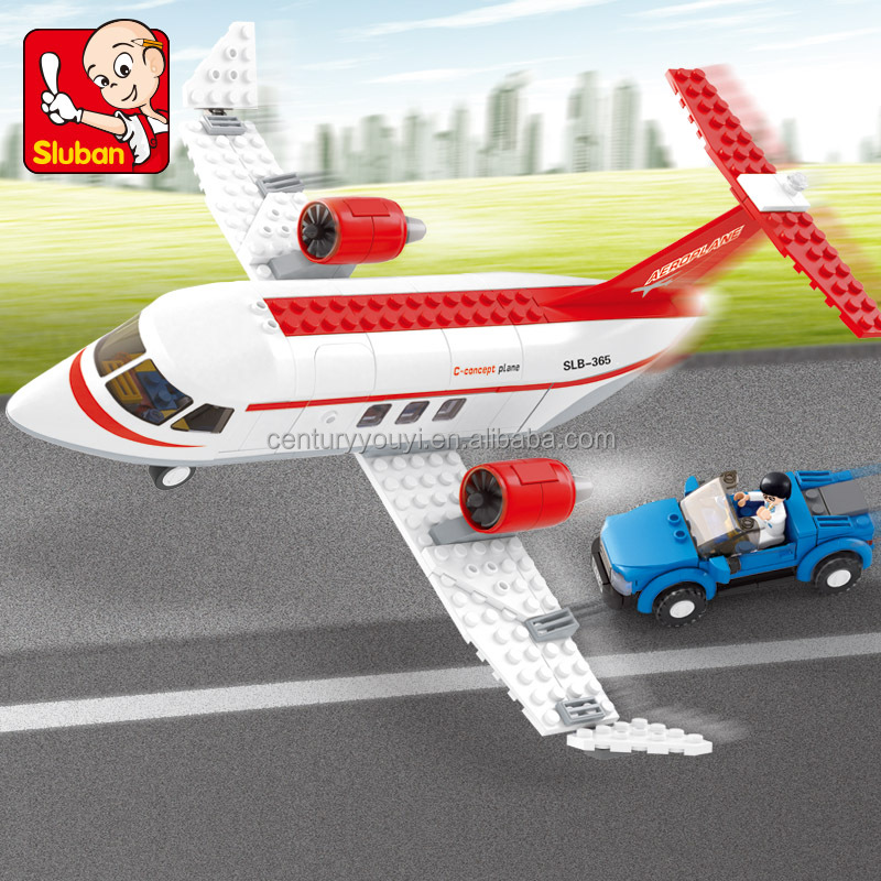 3D top sell plane toys educational toys for kids
