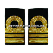 Lieutenant Commander shoulder straps | ROYAL NAVY CAPTAINS EPAULETTES | Merchant Navy / Epaulettes / Deck Officer Epaulettes