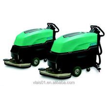 2017 new type battery operated scrubber floor cleaning machine for sale
