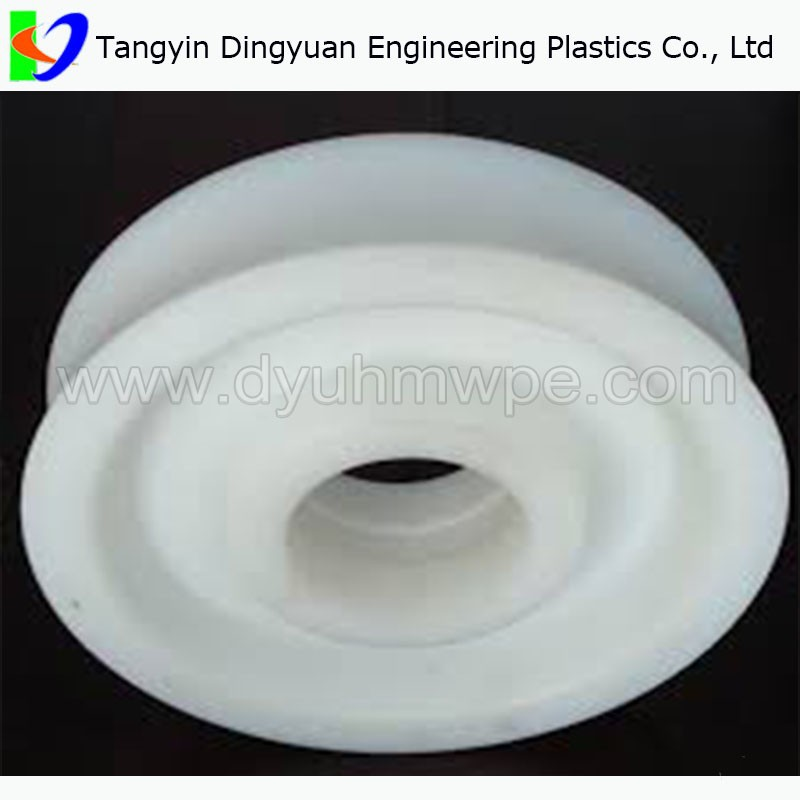 UHMWPE plastic low friction pulley manufacturer