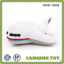 Custom Anniversary Gifts Stuffed And Plush Airplane Toy