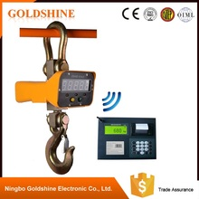 LCD screen 3t 5t 10t 5 10 20 ton ncs hook digital Crane Weight Scale used blue arrow electronic ocs bluetooth crane scale