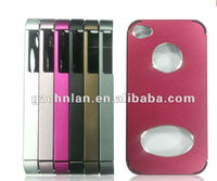 High quality cell phone aluminum case for iphone 4g/4gs