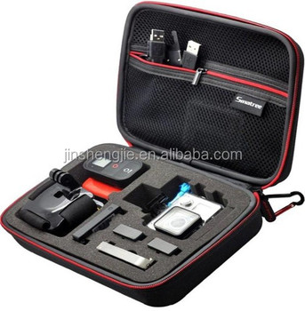 2015 EC-007 Custom Eva Case electrician leather tool bag, EVA tool bag