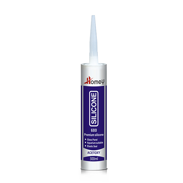 acetoxy glazing aquarium silicone sealant