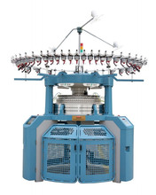 High-speed Double Jersey Computerized Jacquard Circular Knitting Machine DJJ