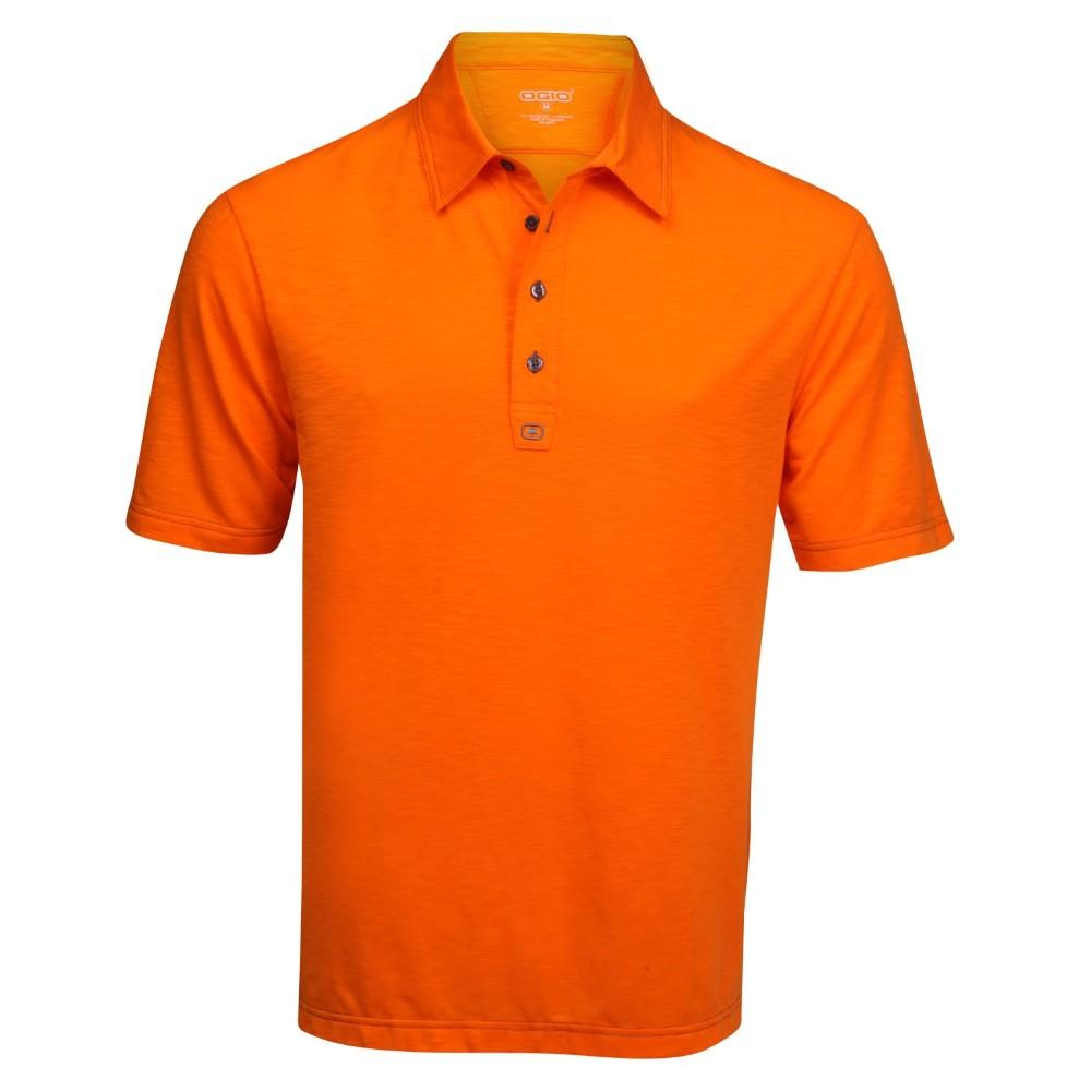 Mens golf apparel with custom logo ability view mens golf for Custom printed golf shirts