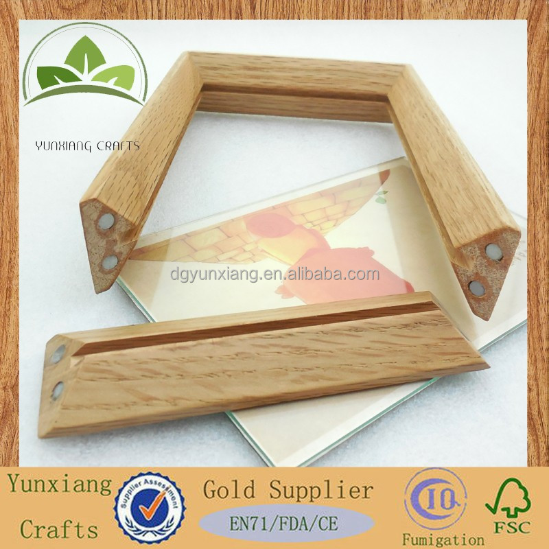 table top wooden photo frame