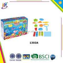 Chenghai factory cheap price top quality kids plasticine toy with EN71