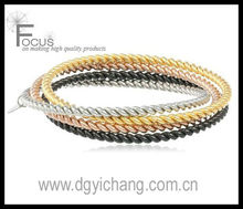 Connected Twist plated Color bracelet salman khan bracelet