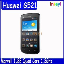 Cheapest!! Hot! Huawei G521 4.5'' Quad Core Phone 4GB ROM GPS Android 4.2 4G Cell Phone
