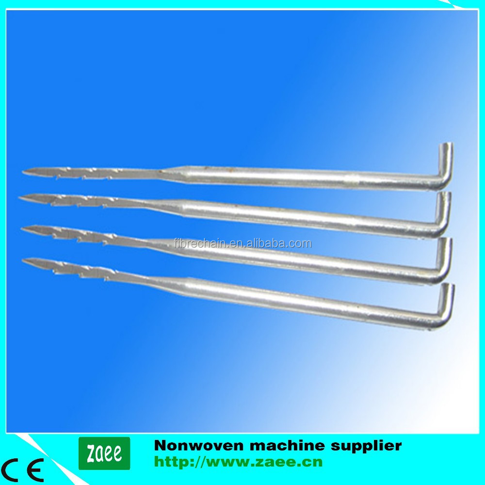 nonwoven felt needles