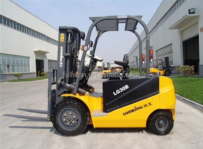 3 ton - 5 ton forklift price / clamp forklift truck