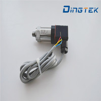 DP100 digital water pressure sensor 4-20ma pressure transmitter liquid air compatible with 304L