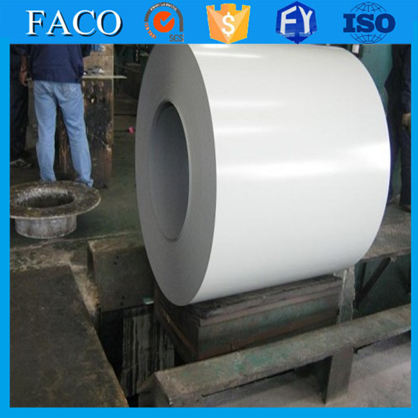 hot-dipped galvanized pressed steel water tank ral9002 steel coil