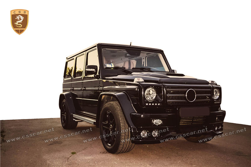 Bens good body kit brand for G class w463 hm body kit accessories