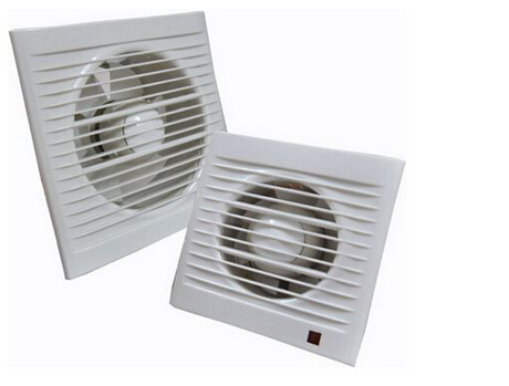 4 inches bathroom window exhaust fan