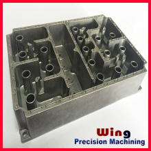 custom mechanical parts & fabrication services precision machined parts