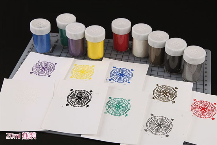 bulk embossing powder