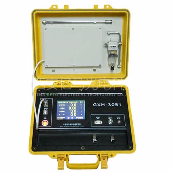 JFQ-3150E Portable Biogas analyzer (5 gases)