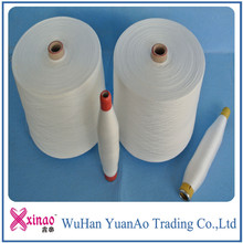 100 polyester spun yarn for sewing thread TFO 40/2