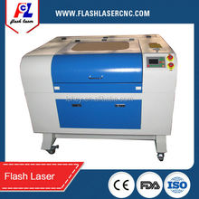 FL-570 Laser Engraving/Cutting machine 60W supporting offline work