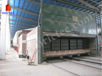 Automatic brick plant and tunnel Kiln turn - key project provider