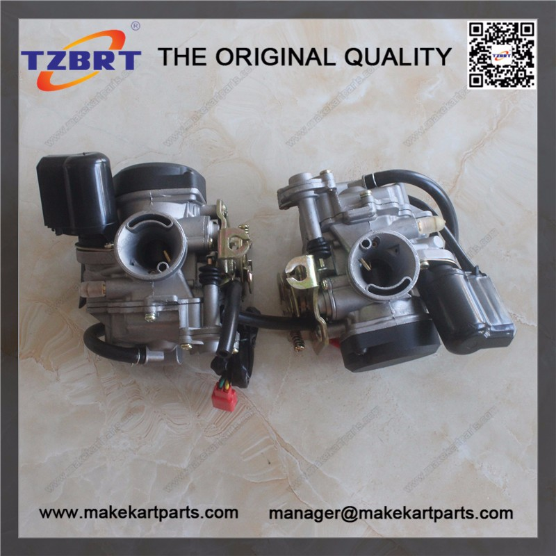 GY6 50cc go kart gasoline engine carburetor