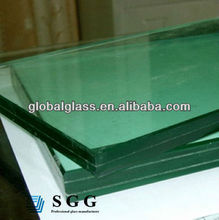 High Quality 12.38mm Safety Laminate museum quality glass
