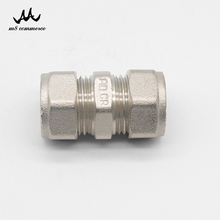 yuhuan stainless steel male straight tube fittings