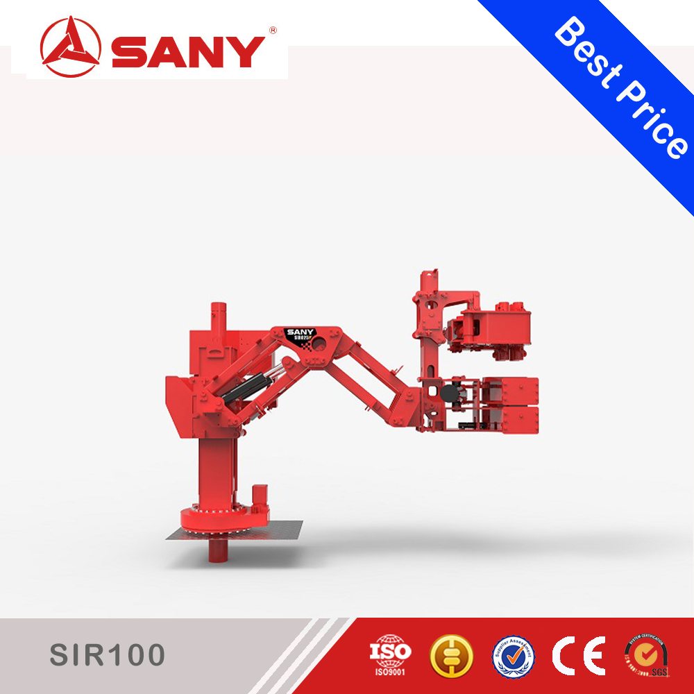 SANY SIR100 Iron Roughnecks for Workover Rig Power Catwalk Drilling Rig for Oil & Gas Field