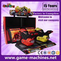 Qingfeng mini moto gp racing bike moto game machine speed motor racing car games for kids