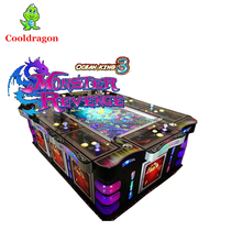 Popular Fishing Game Table Ocean King 3 Arcade Machine Casino Fish Game Board for sale