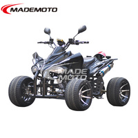 125cc 4 wheel chain drive atv quad Air Cooled sports atv for adults