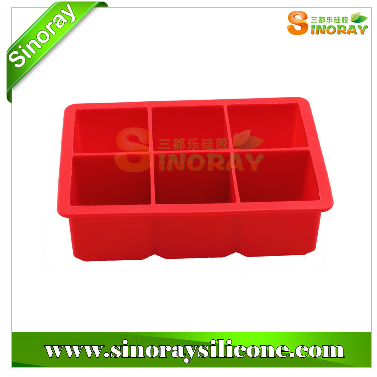 Customized Silicone Ice Cube Tray Mold