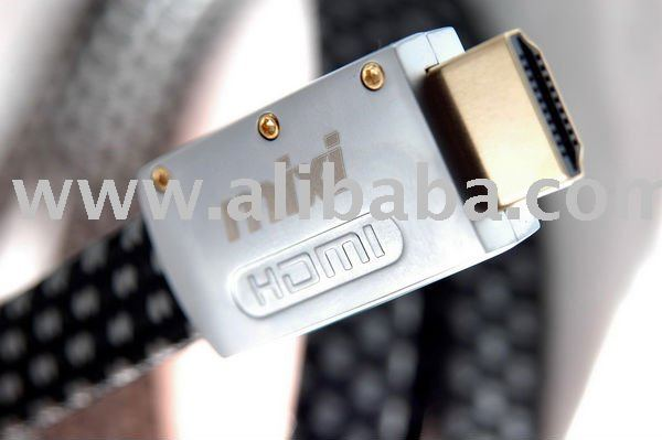 mixi HDMI version 1.4 (Flat type HDMI M to M Cable)