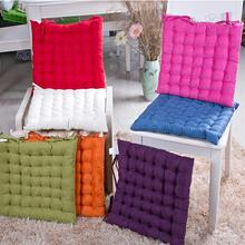 LEPANXI brand solid color suede large outdoor funny seat cushion