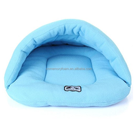 Washable Dog Cat Bed,Sleeping Bag Cover dog bed memory foam