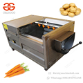 Stainless Steel Vegetable Carrot Cassava Potato Washing and Peeling Machine