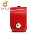 Hot sale in Japan genuine leather glo electronic cigarettes case