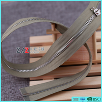 5 Metal Open End Zipper