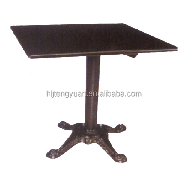 Cast Iron Antique Table Bases