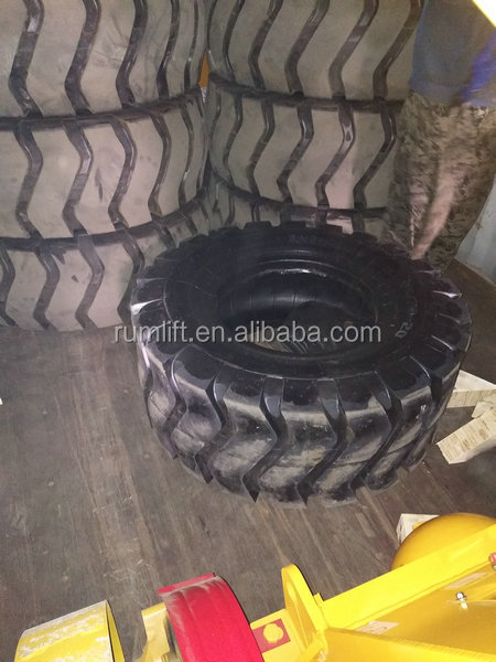 forklift air tyre