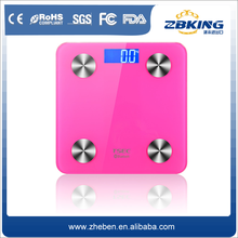 Hangzhou fournisseur bluetooth personnel body balance