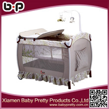 Comfortable Children Beds / Folding Bed for Baby